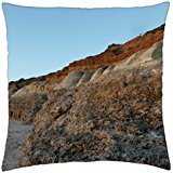 Dusk in the sand - Throw Pillow Cover Case (18