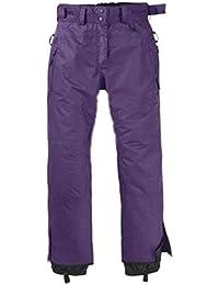 faa6321d45b6d9 Unbekannt Crivit - Pantaloni da Snowboard da Donna, Taglia 36, Colore: Lilla