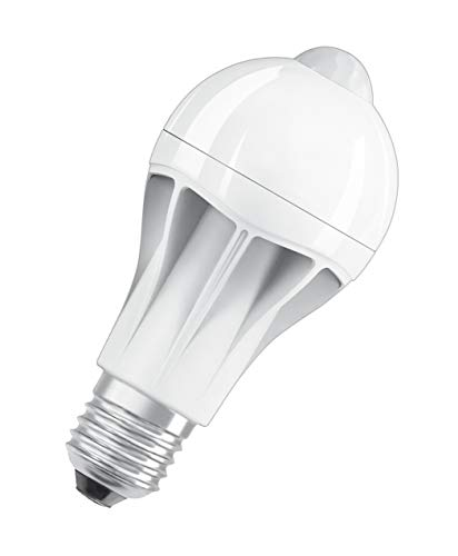 OSRAM PARATHOM CLASSIC A 75 11.5 W/827 E27 230V LED-Speziallampen mit Bewegungssensor 1060lm 2700K 25000h 220…240 V