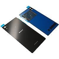 Tapa de batería para Sony Xperia Z2L50W Carcasa NFC Original), color negro/negro