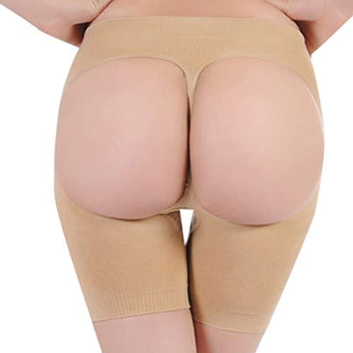 Mymyguoe Mujer Body Shaper Control Slim Tummy Corset Cintura Alta Shapewear Ropa Interior pantalón Ropa Interior Que Forma Abdominal