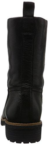 Aldo Bobbi, Bottes Chelsea  Femme Noir (Black Leather / 97)