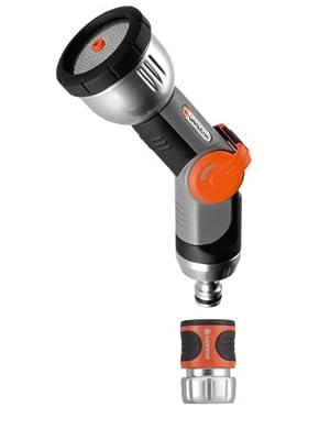 Gardena 8154-20 Premium Regulier-Spritzbrause ohne Schlauch