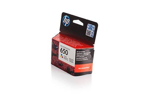 Preisvergleich Produktbild Original Tinte passend für HP DeskJet 1515 HP 650 , CZ102A CZ 102 AE , CZ102AE - Premium Drucker-Patrone - Cyan, Magenta, Gelb - 200 Seiten