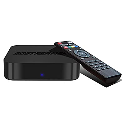 GoStreamer GSX Streaming Media Player