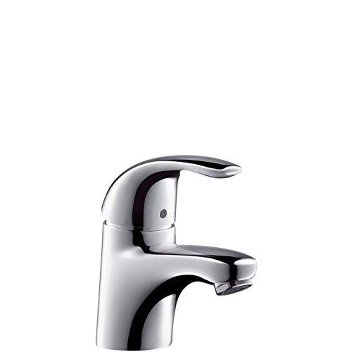 Hansgrohe - Waschtisch-Einhebelmischer mit Ablaufgarnitur, Chrom, Serie Focus E