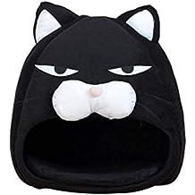 ... para Gato Cesta caseta para Gatos Fieltro – Abrigo para Gato Premium – Cojín Douillet y Juguete – para estantería Tipo IKEA o de Suelo – Saco de Dormir ...
