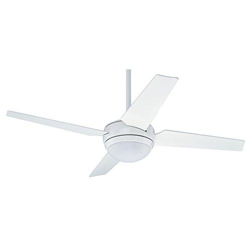 Hunter Fan 50666 Hunter Sonic Blanc 132cm Ventilateur de plafond avec éclairage, Acier, 61 W, 132 cm