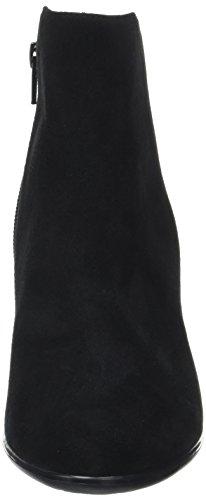 Jb Martin Damen Cap Kurzschaft Stiefel Noir (Che Velours/Che Dots Noir)