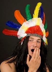 Indian Headress.Adult (gorro/sombrero)