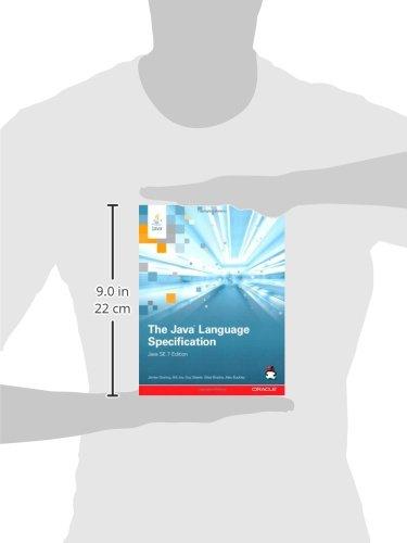 Java Language Specification, Java SE 7 Edition, The