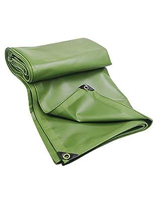KCoob Allzweck wasserdicht Tarp Leicht und kompakt Durable Waterproof Zelt Plane Shelter Cover Light Green von Ncika auf Gartenmöbel von Du und Dein Garten