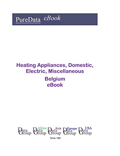 Heating Appliances, Domestic, El...