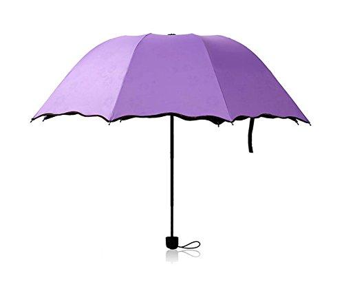 Qingsun Mujer Chica De Anti UV paraguas pantalla funda