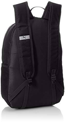 Puma 22 Ltrs Puma Black School Backpack (7559201) Image 2