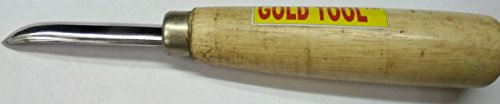 GOLD TOOL Curved Burnisher by GOLD TOOL