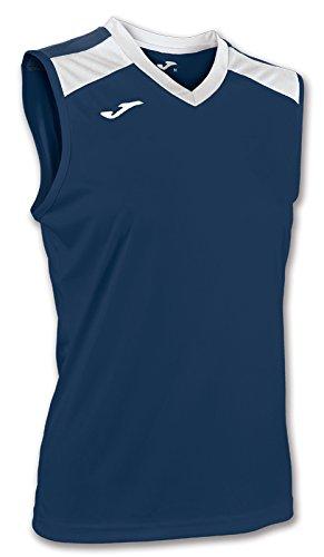 Joma 900140 302 T-Shirt Femme Bleu