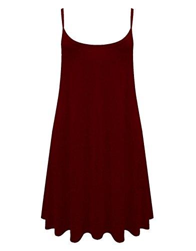XpoZed Moda -  Vestito  - Donna Wein