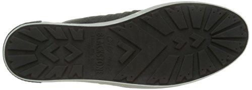 Blackstone Jm11, Baskets homme Noir (Black Cobra)