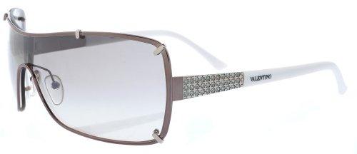 Valentino Mujer Gafas de sol oscuro gris 5574 de S de tmkkq 985139de0925