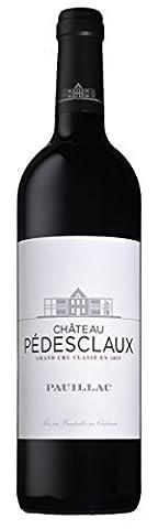 Château Pédesclaux Grand Cru Classé Pauillac AOC 2014 (1 x 0.75 l) (Pauillac Grand-)