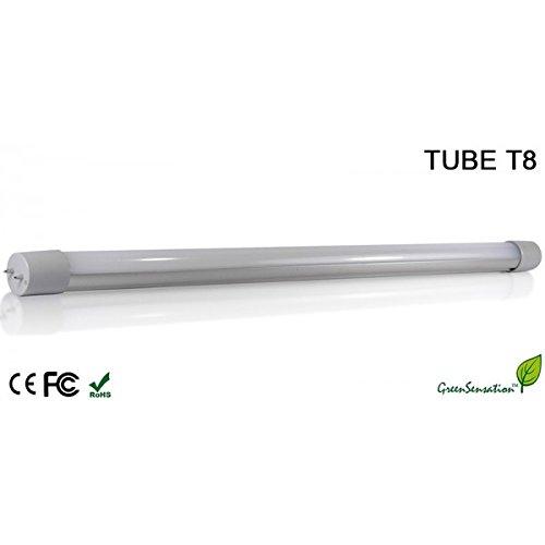 Neon 9 800Lm tubo T8 60 cm, colore: bianco neutri sostituzione dei LED al neon