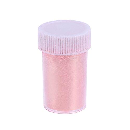 Rosa Lotion Seife (TOYMYTOY Glitter Puder Mineralverfassungs Pigment Augenschminke Make-up Nagel Kunst Körper Haar Seifen Herstellungs Lotion (Rosa))