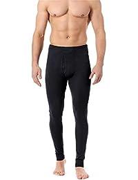 8c27020e33de8 Timone Caleçon Long Pantalon sous-vêtements Thermiques Homme TISZ003