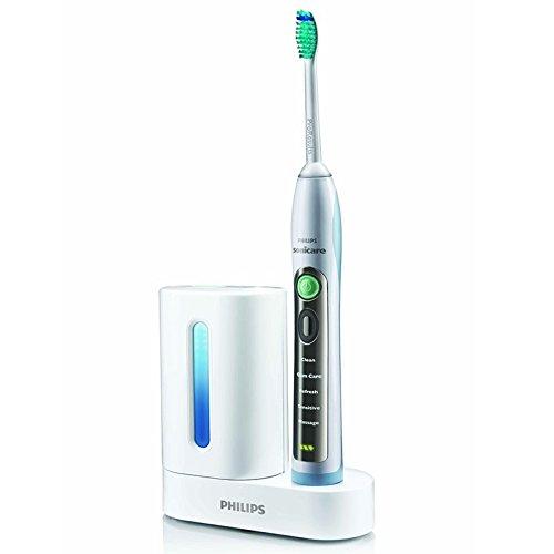 Philips FlexCare+ mit UV Sanitizer Elektrische Zahnbürste HX6942