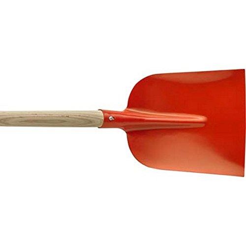 Format 4332163902157-Holsteiner Schaufel Rot Gr. 2mit Stiel Import