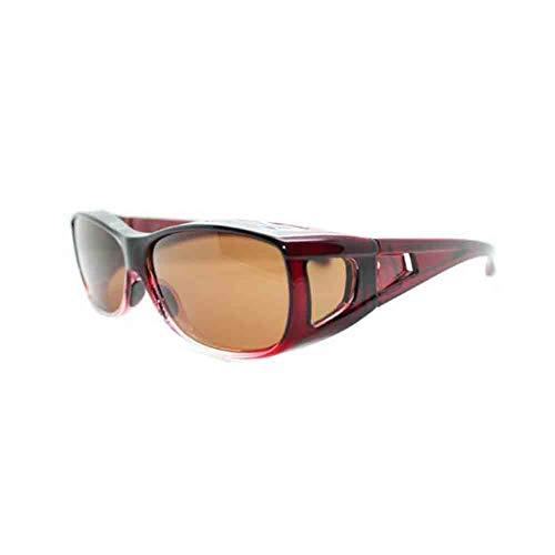 Sunny Honey Polarisierte Brille mit Spiegel, Anti-Wind, Radfahren, Reiten, Lady Sonnenbrille