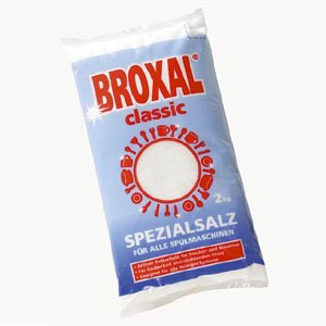Broxal Spülmaschinensalz Fein Classic, 6 Beutel á 2 kg