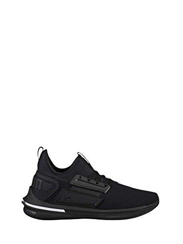 Puma ignite limitless sr 201, sneaker uomo, nero (black 19048201), 43 eu