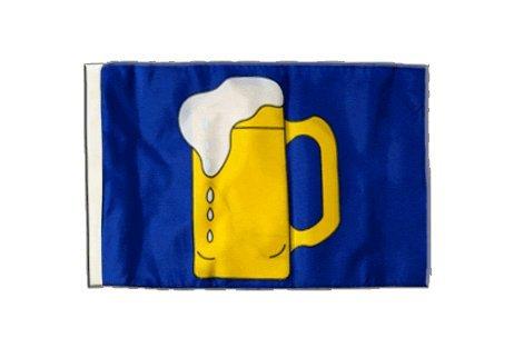 Digni drapeau Bière 30 x 45 cm