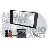 ADAPTATEUR AUTORADIO FORD FOCUS FIESTA CMAX + ISO + FM