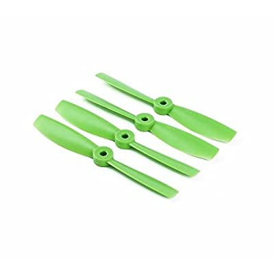 ZYCX123 OCDAY Green 5045 Bull Nose Strengthen Propellers CCW CW For 250/280 Race Drone