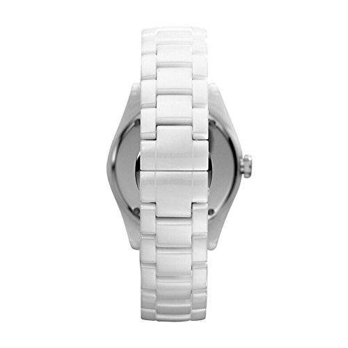 Emporio Armani Damen-Armbanduhr Analog Quarz Keramik AR1426 - 4