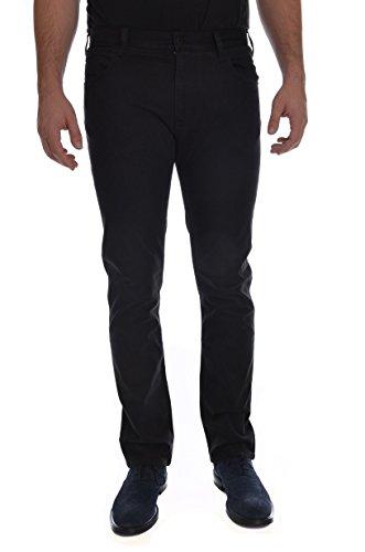 ARMANI JEANSPantalones de algodón elástico 5 bolsillos hombre, J45, ajuste fino
