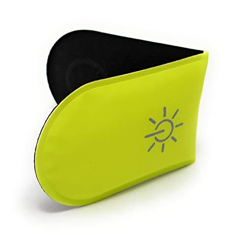 LUMILION LumiClip 1 LED Magnet Licht Clip fürs Laufen Joggen Walking   hochwertiges, leichtes Blinklicht/Sicherheitslicht für Kinder und Erwachsene - für bessere Sichtbarkeit