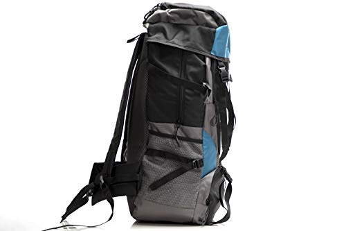 75f6e976428 ... Mufubu Presents Get Unbarred 55 LTR Rucksack for Trekking