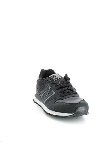 Neuf Pour Hommes/pour Noir Nouveau Balance Gomar 500 à lacets Basket Course Noir - TAILLES UK 7.5-12.5 Noir