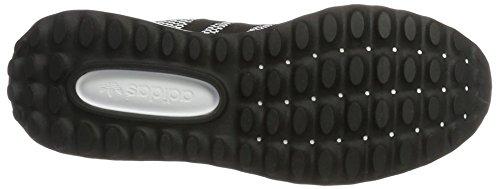 adidas Los Angeles, Sneaker a Collo Basso Uomo Grigio (Ftwr White/core Black/ftwr White)