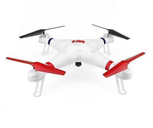 efaso Quadcopter WLtoys V353 Galaxy V1 - 2,4 GHz, 4-Kanal Quadrocopter aus robustem EPP, mit LED Beleuchtung und Kamera Radio-v1