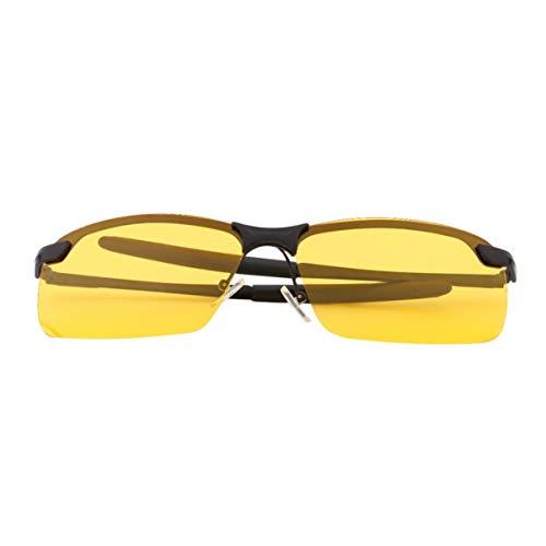 Monllack Klassische HD Nachtsicht Blendschutz Anti Reflektierende Polarisierte Brille UV400 Fahren Sonnenbrillen Outdoor Brille Angeln Eyewear
