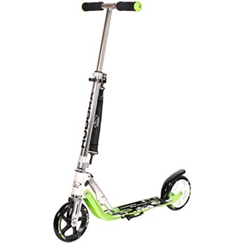 ideas regalos para comuniones kawaii Hudora Big Wheel 180 - Patinete clásico, color verde
