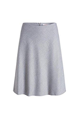ESPRIT Damen Rock Grau (grey 030)