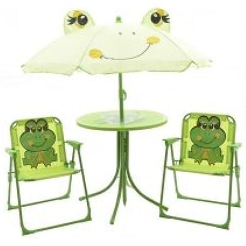 Muebles de jardín para niños Rana