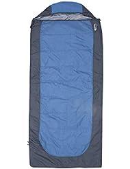 Mountain Warehouse Saco de Dormir Microlite 950 Cuadrado - Saco de Dormir Compacto - Tejido Ligero