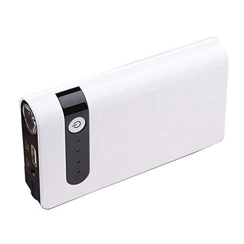 Max Batterie Jump Starter (Portable Car Jump Starter 400A Spitze 8000Mah, Emergency Battery Booster Pack Entworfen Für 3.5L Benzin Motor (Max), Power Bank Mit LED Taschenlampe & USB Ladegerät Port)