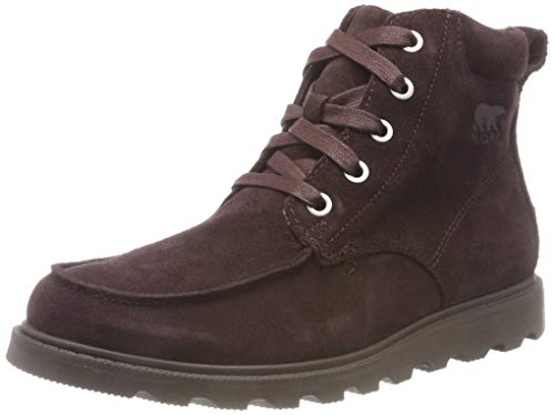 Sorel Children Unisex Waterproof Boot, YOUTH MADSON MOC TOE WATERPROOF
